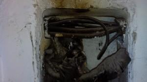 Füstölő vezetékek